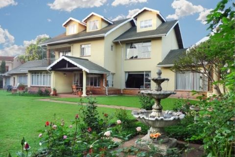 Home Seidels Guest House Pretoria